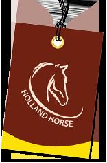 Logo Hollan Horse bruin